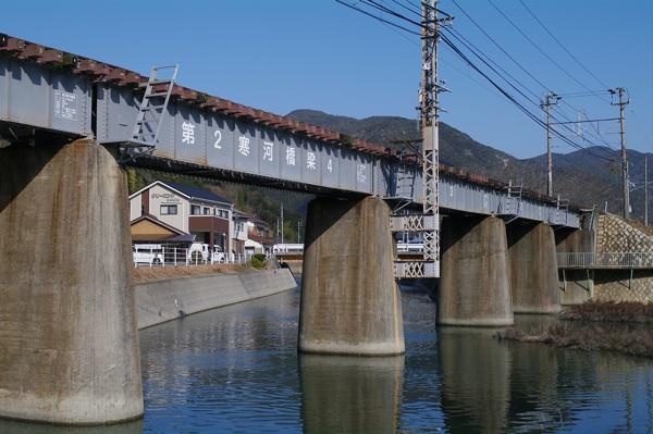 第2寒河橋梁
