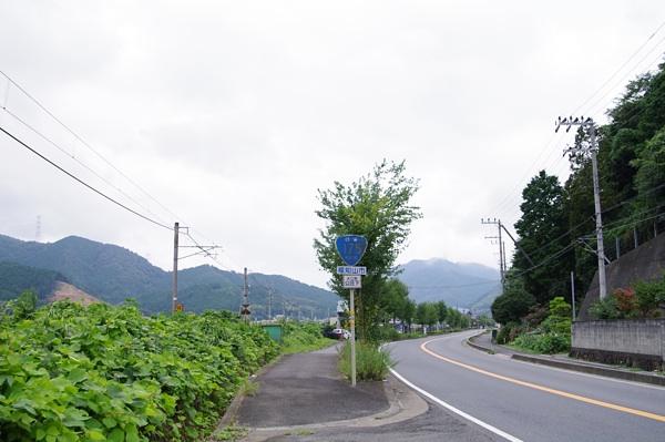 北近畿タンゴ鉄道と国道