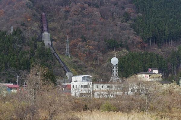東北電力鳴子発電所