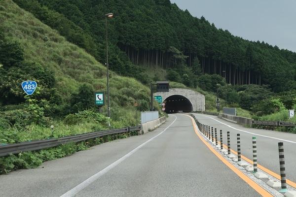 北近畿豊岡自動車道