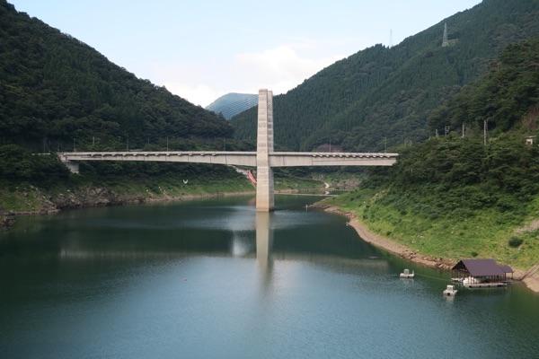 奥いび湖大橋2
