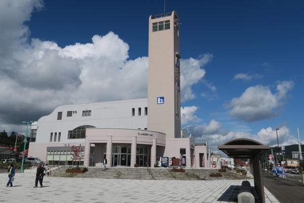 道の駅 あしょろ銀河ホール21