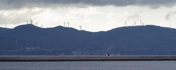 九州電力長島風力発電所