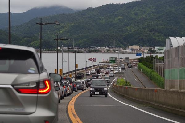 渋滞その2