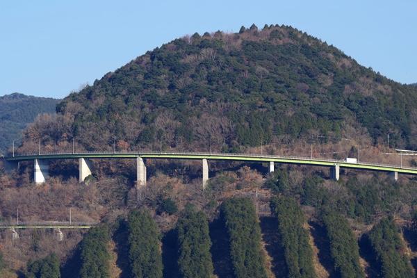 えびのループ橋(拡大)