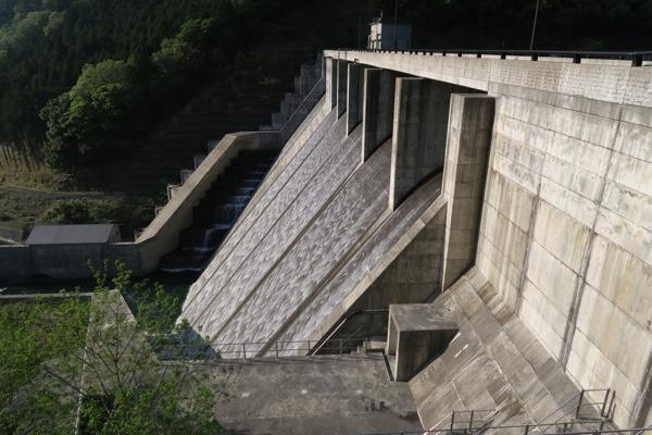 野洲川ダム