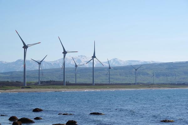 寿の都風力発電所
