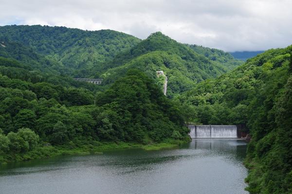 東北自然エネルギー株式会社 大越発電所