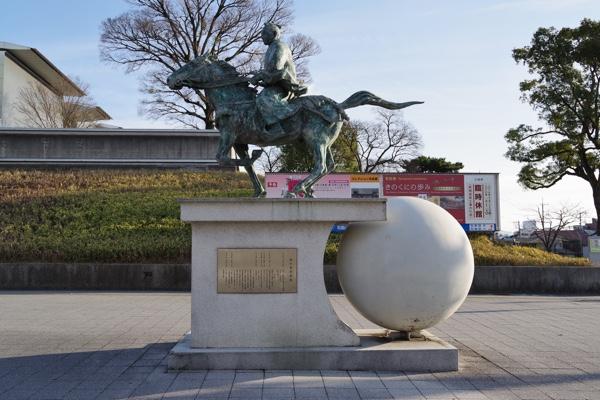 徳川吉宗像